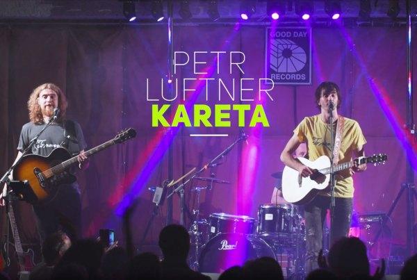 Videoklip KARETA Petr Lüftner