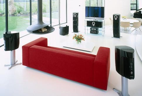home theater surround sound speaker systems