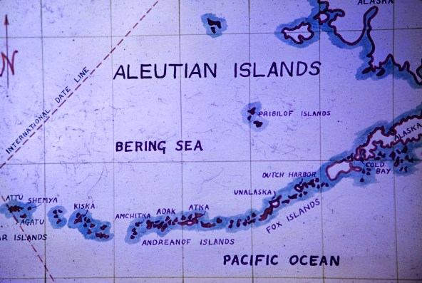 Attu, Alaska - Aleutian Islands