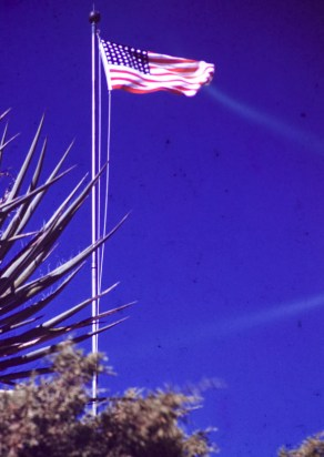 Carlsbad Caverns - Old Glory