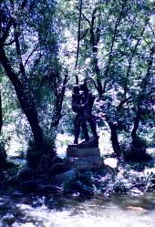 Minnehaha Park - Hiawatha and Minnehaha