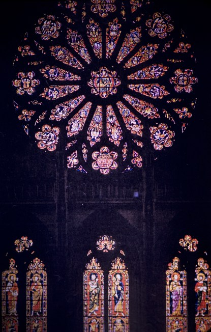 US Capitol - Washington Cathedral Window