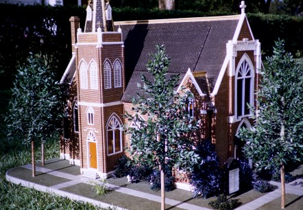 Art - Model Church
