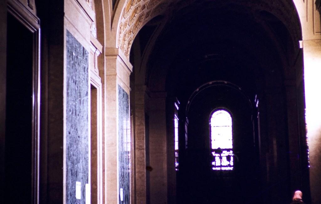 Cathedral of St. Paul – Vestibule