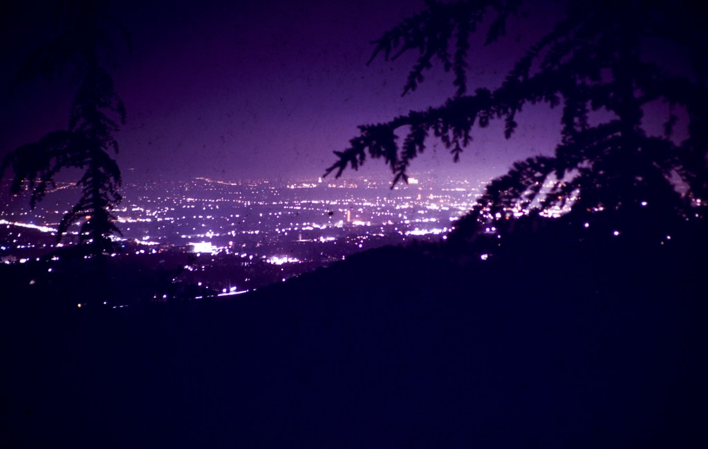 Hollywood – Hollywood from the Griffith Observatory