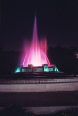 Hollywood - Mulholland Fountain