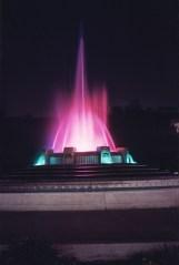 Hollywood - Mulholland Fountain