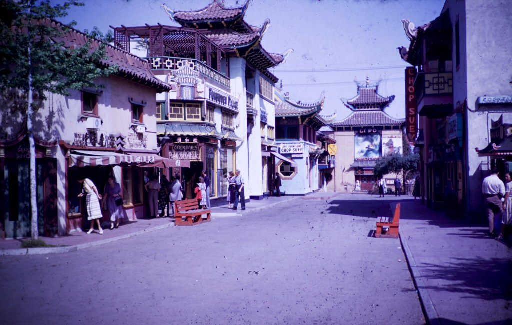 Los Angeles – New China Town