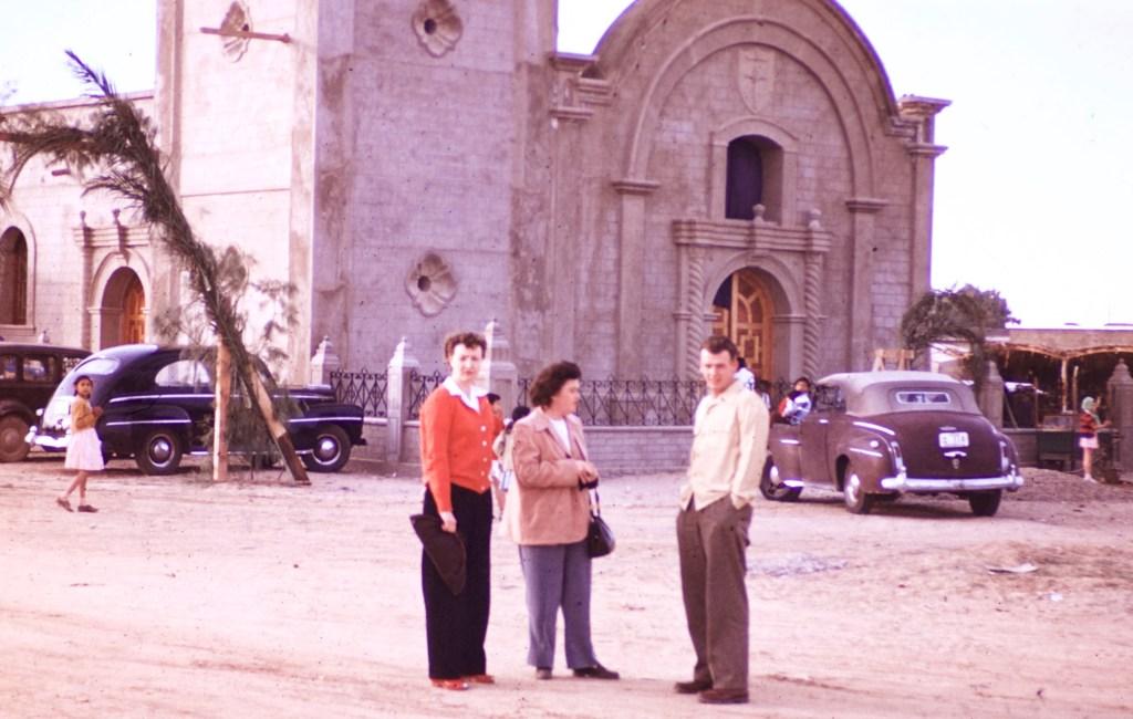 Mexico – San Luis – Mexico/US Border