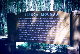 Minnesota - Indian Burial Ground