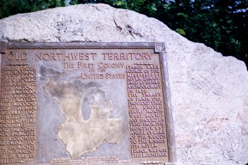 Minnesota - Plaque - Northwest Territory