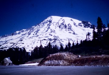 Mount Rainier - Nisqually Glacier