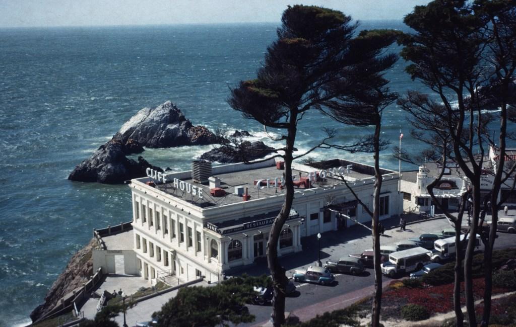San Francisco – Cliff House
