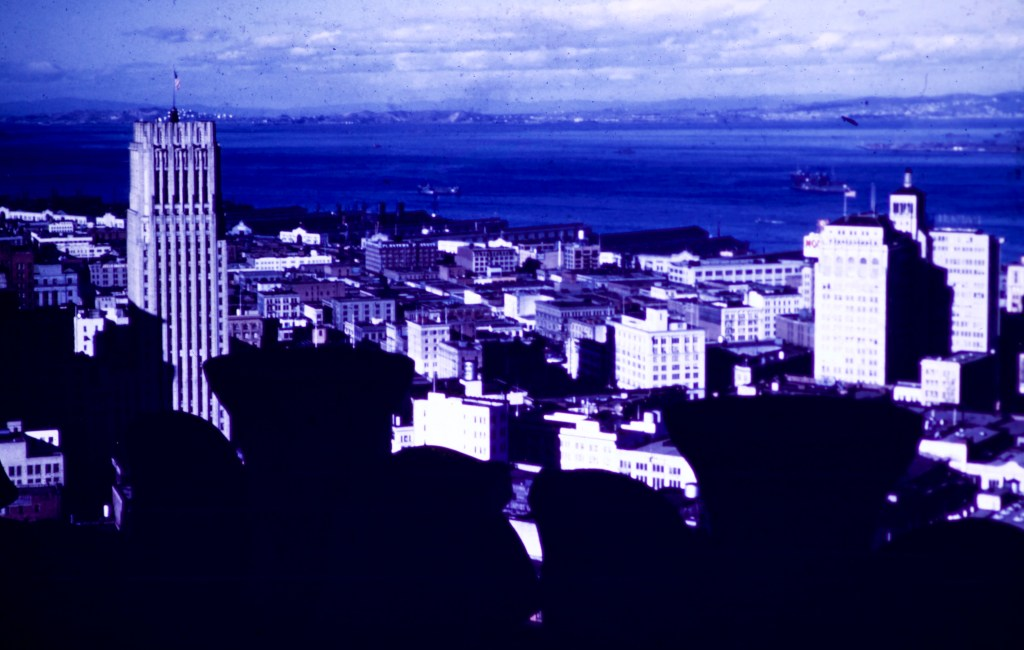 San Francisco – View from Coit Tower