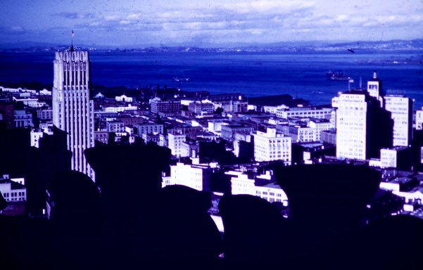 San Francisco - View from Coit Tower
