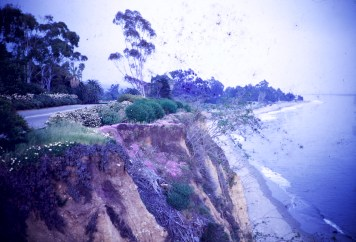 Santa Barbara - Beach Scene - Channel Drive