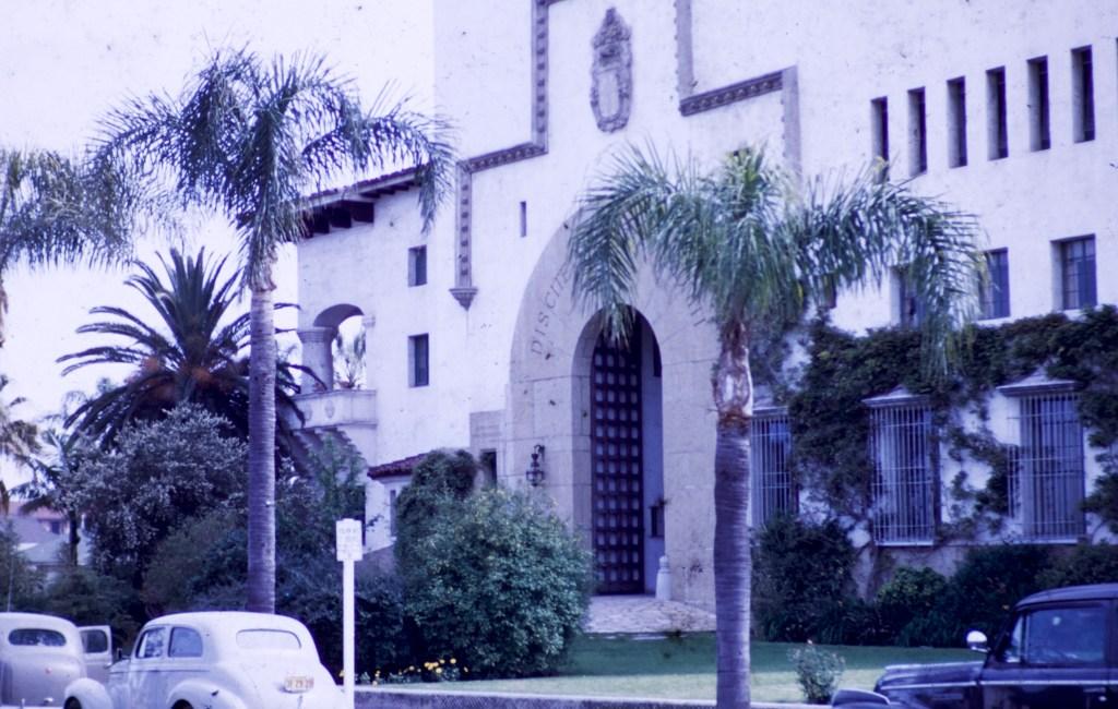 Santa Barbara – County Courthouse – Jail