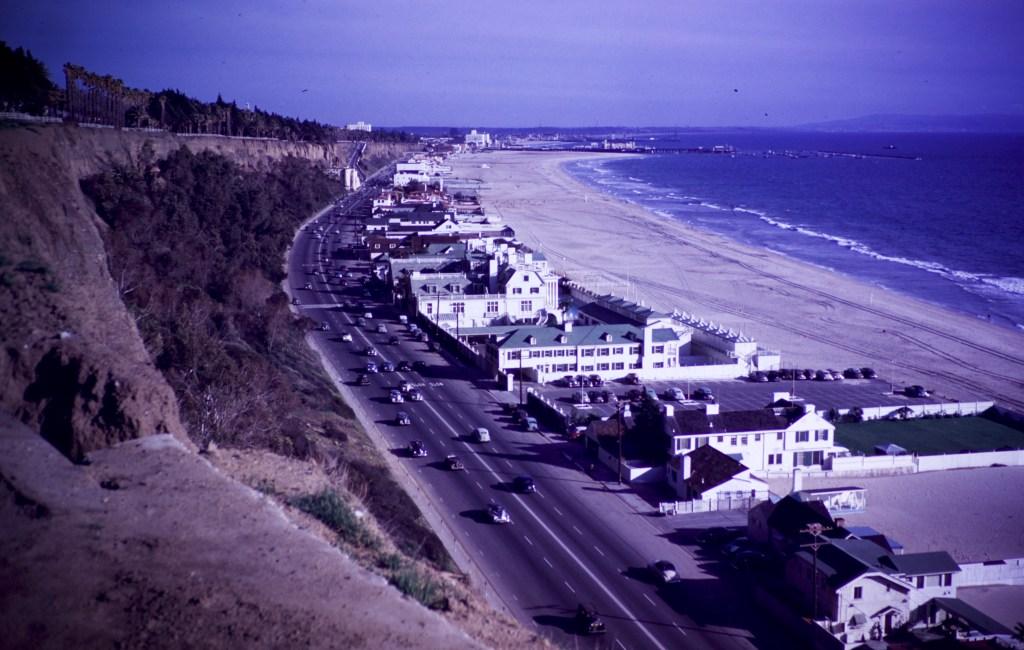 Santa Monica – Beach – South