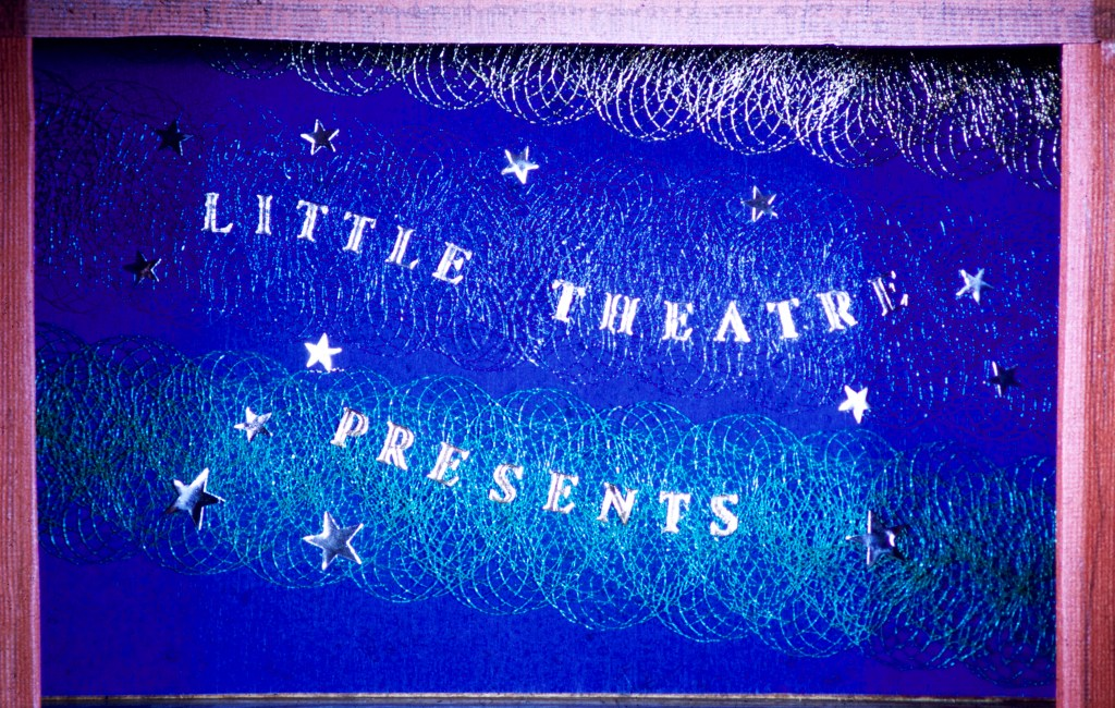 Terrible Slides – Little Theater Presents