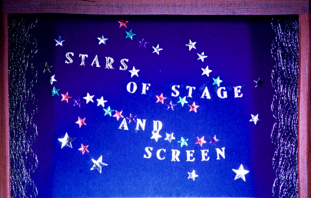 Terrible Slides – Stars of Stage and Screen