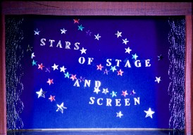 Terrible Slides - Stars of Stage and Screen