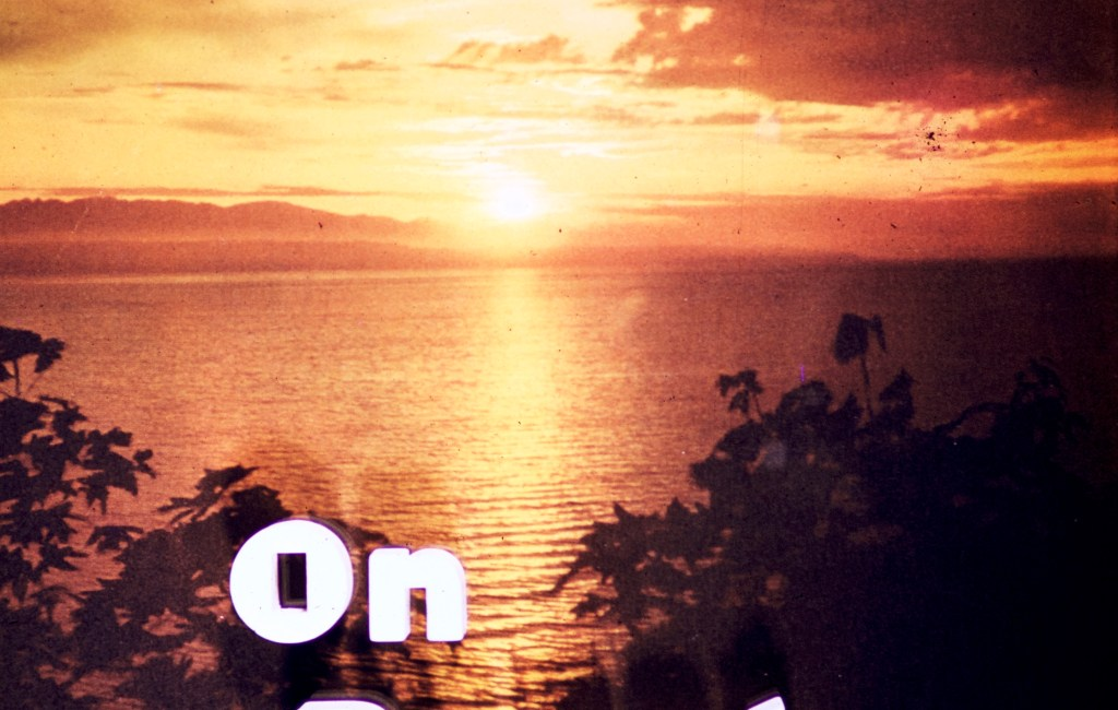 Title Cards – On Puget Sound
