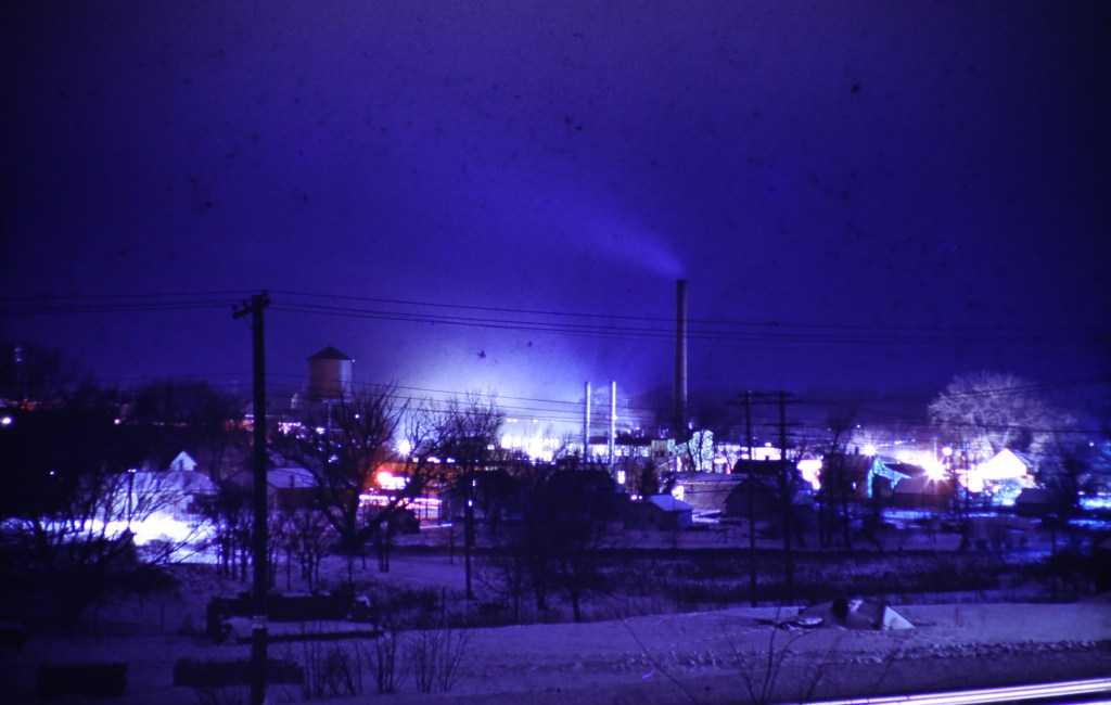 Hutchison at Night – Hutch at Night