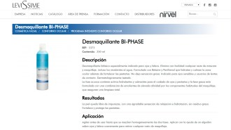 LeviSsime -> Product view