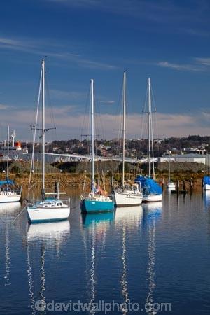 Marina Otago Harbour Dunedin Otago South Island New