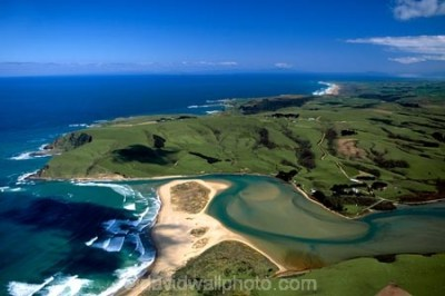 Haldane Estuary _ Haldane Bay, Catlins District, Southland ...