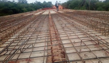 Thank God the Oyi Bridge is near completion