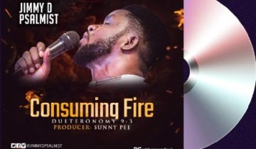 Consuming Fire by Jimmy D Psalmist Lyrics and MP3 (2018 song)