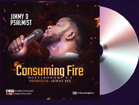CONSUMING FIRE MANIFEST WORSHIP