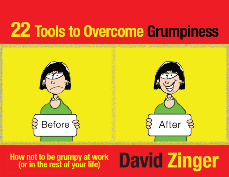 22 Tools to Overcome Grumpiness Cover
