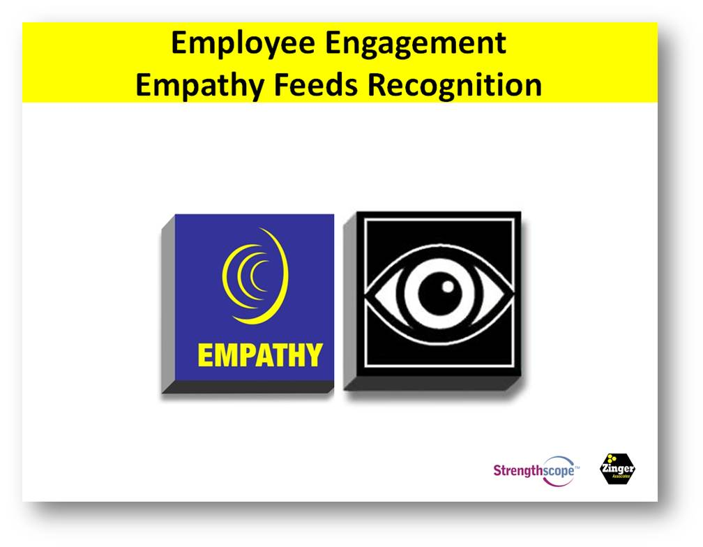 employee engagement empathy is not a soft skill it is strong is a 10 block model of employee engagement here is a link to a 50 page booklet on the pyramid after completing the strengths inventory strengthscope