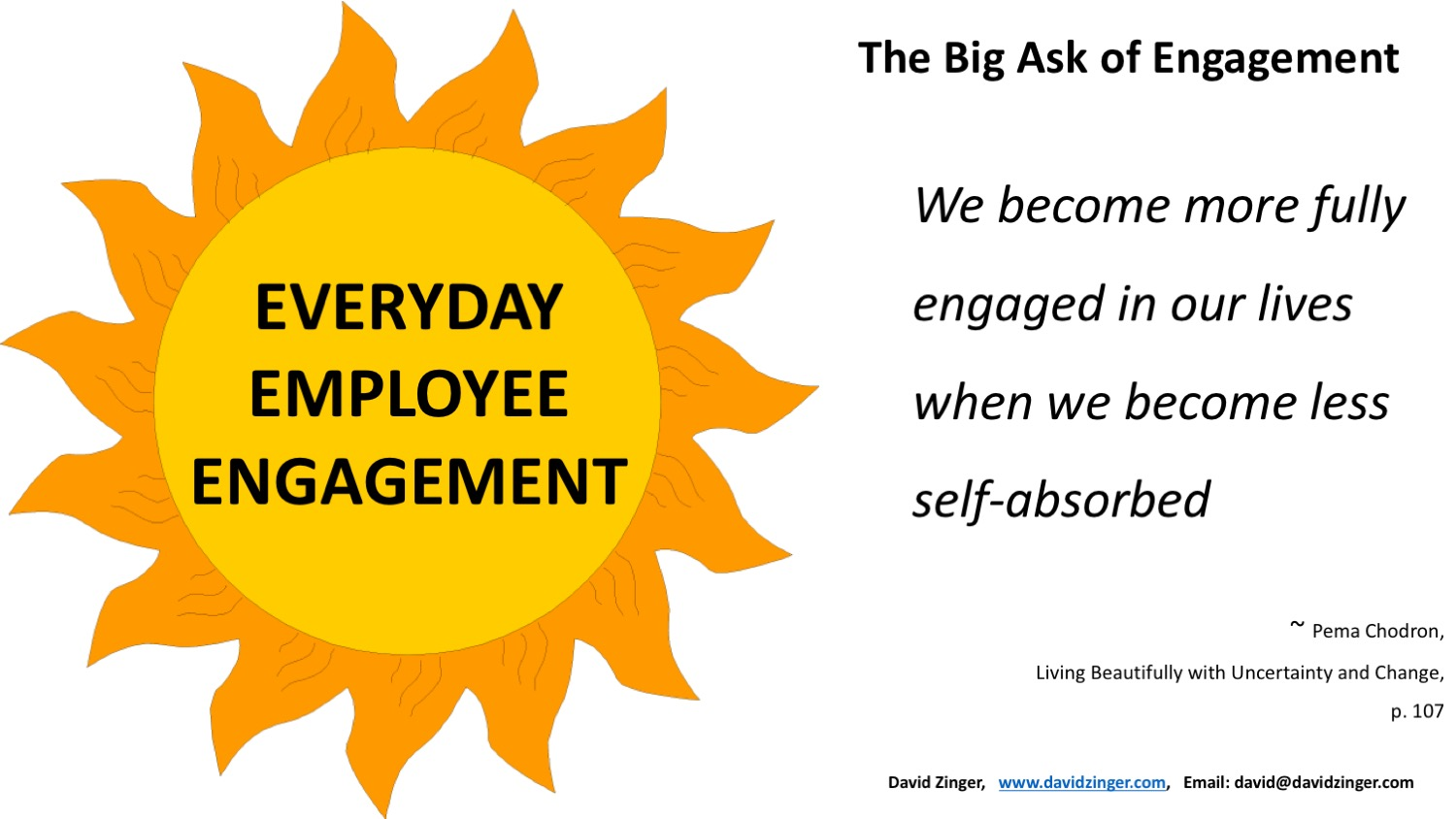 employee involvement Keeping the right people employee engagement  indicator of their involvement and dedication to the organization  employee surveys are an important.