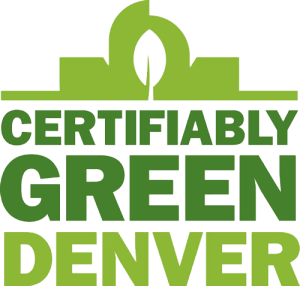 Certifiably Green Denver Certified