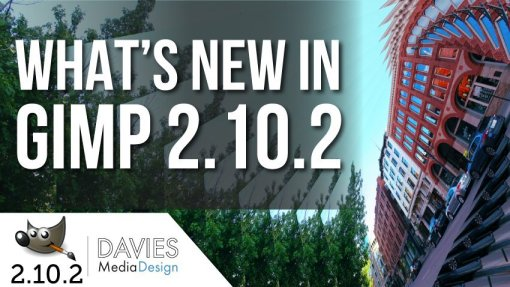 What's New in GIMP 2.10.2