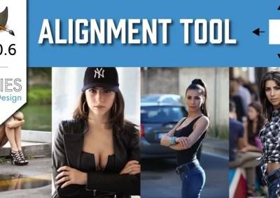 GIMP 2.10 Tutorial: Alignment Tool In-Depth Look