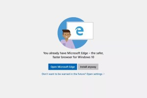 Windows 10 vai exibir aviso para que usuário não instale Chrome ou Firefox