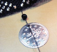 Coin and Bead Trim