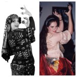 Now and then, my favorite pose 2014 on the left, 1994 on the right.