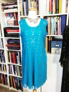 Aqua Assiut Swing Dress from Studio Davina