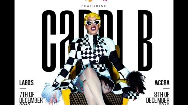 Breaking News Cardi B To Visit Africa For The First Time This December!