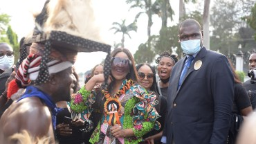 Missed Erica's Homecoming Tour in Abia? Catch Up Here