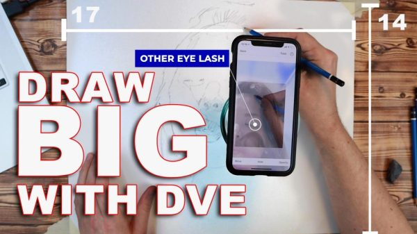 How to Draw Photos Bigger with App