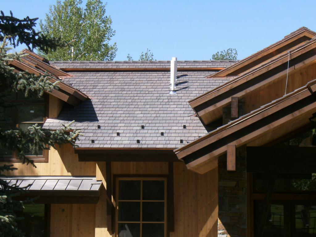 Snow Guard Tips For Engineered Polymer Roofing Davinci