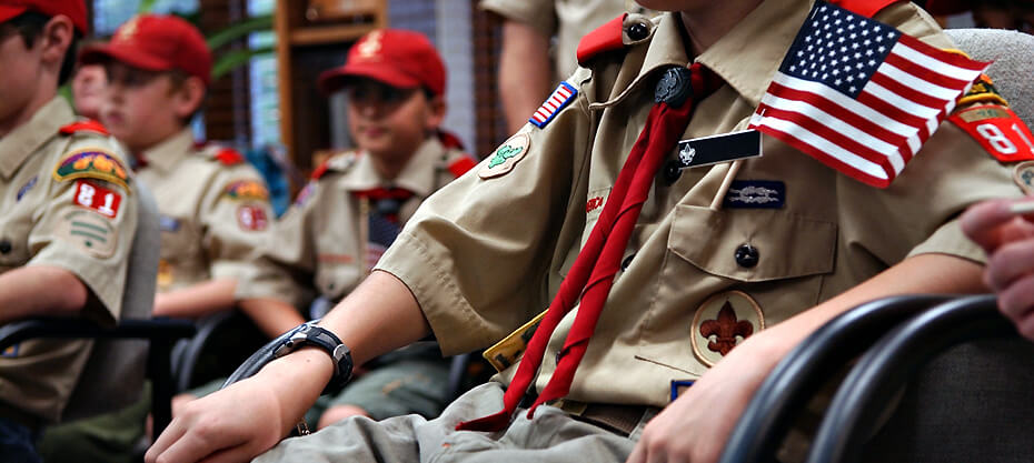 Scout Leader Rewards Program