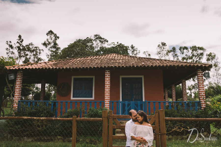 Carol e Vitor | Ensaio Fotográfico