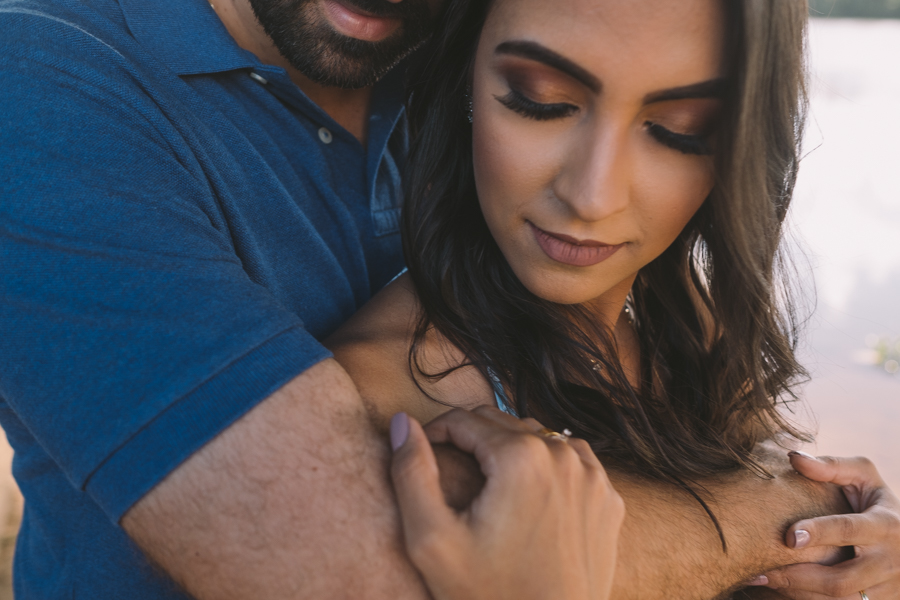 Camila e Ricardo | Ensaio pré casamento em Salvador – Bahia
